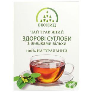 Beskid, 100 g, Herbal tea, Healthy joints, With alder cones