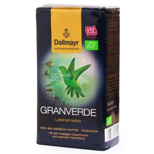 Dallmayr Granverde, 250 г, Кофе молотый Далмайер Гранверде