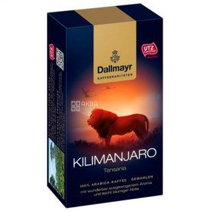 Dallmayr, 250 г, Кава мелена, Kilimanjaro, в/у