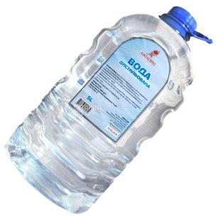 Химэкспресс, 5 л, Дистиллированная вода, ПЭТ