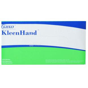 KleenHand, 100 шт., Перчатки нитриловые, 7(S)