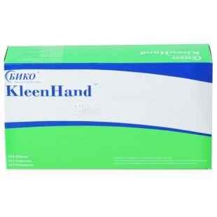 KleenHand, 100 шт., Рукавички нітрилові, 7 (S)