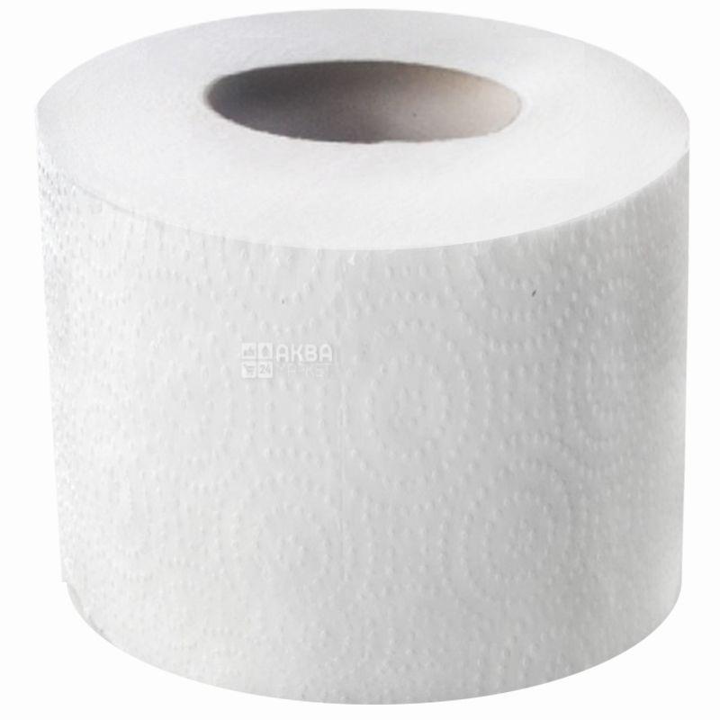 Wellis, 20 м, Туалетная бумага Велс, Джамбо, 2-х слойная