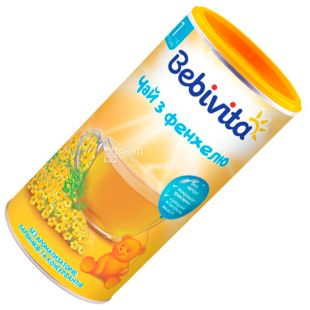 Bebivita, 200 g, Tea, Children's with fennel, Tube