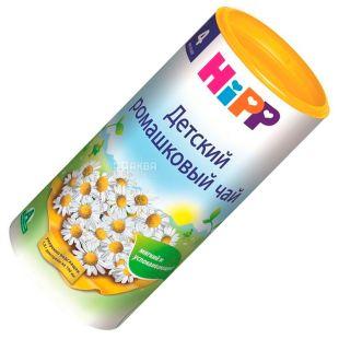 HiPP, Ромашка, 200 г, Чай Хипп, детский, травяной, тубус