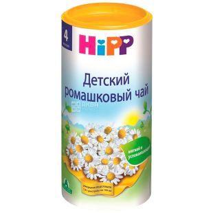 HiPP, Ромашка, 200 г, Чай Хіпп, дитячий, трав'яний, тубус