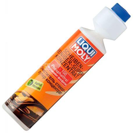 Liqui Moly Яблуко, 250 мл, концентрат 1:100 Очищувач для скла, Scheiben-Reiniger, Super Konzentrat, ПЕТ