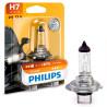 Philips, 1 шт., Галогенні лампи, Vision H7, Блістер