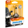 Philips, 1 pc., Halogen lamp, Vision H7, Blister