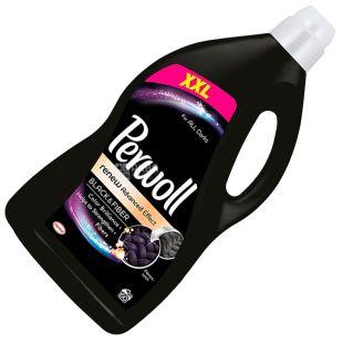 Perwoll, 3,6 л, Засіб для прання темних тканин, Renew Advanced Effect, Black and Fiber