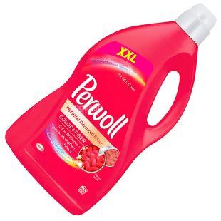 Perwoll, 3,6 л, Засіб для прання кольорових тканин, Renew Advanced Effect, Color and Fiber