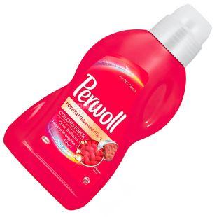 Perwoll, 0,9 л, Засіб для прання кольорових тканин, Renew Advanced Effect, Color and Fiber