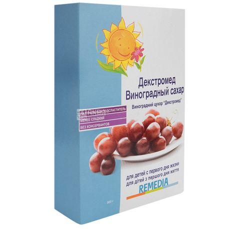 Декстромед, 500 г, Виноградный сахар, Для детей с рождения, Картон