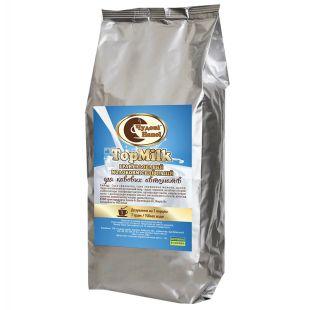 Чудові напої, TopMilk, 0,5 кг, Молоко сухое растворимое гранулированное, для кофейных автоматов