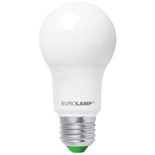 EUROLAMP, 7 W, E27, LED Bulb, ECO, 4000K (neutral), A50, Matte