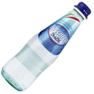 Rocchetta, 0,25 л, Brio Blu, Газированная, Стекло