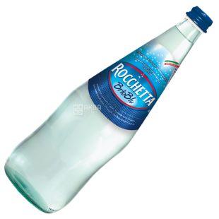 Rocchetta Brio Blu, Вода минеральная газированная, 1 л, стекло