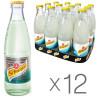 Schweppes, Bitter Lemon, Упаковка 12 шт. по 0,25 л, Швепс, Ориджинал Биттер Лимон, Вода сладкая, с соком, стекло