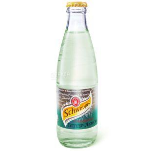 Schweppes, Упаковка 12 шт. по 0,25 л, Bitter Lemon, Скло