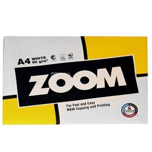 Zoom, 500 л, Папір А4, Клас С