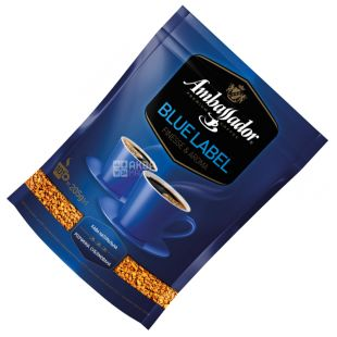 Ambassador Blue Label, Instant coffee, 205 g