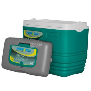 Pinnacle, 32 L, Thermo Container, Turquoise