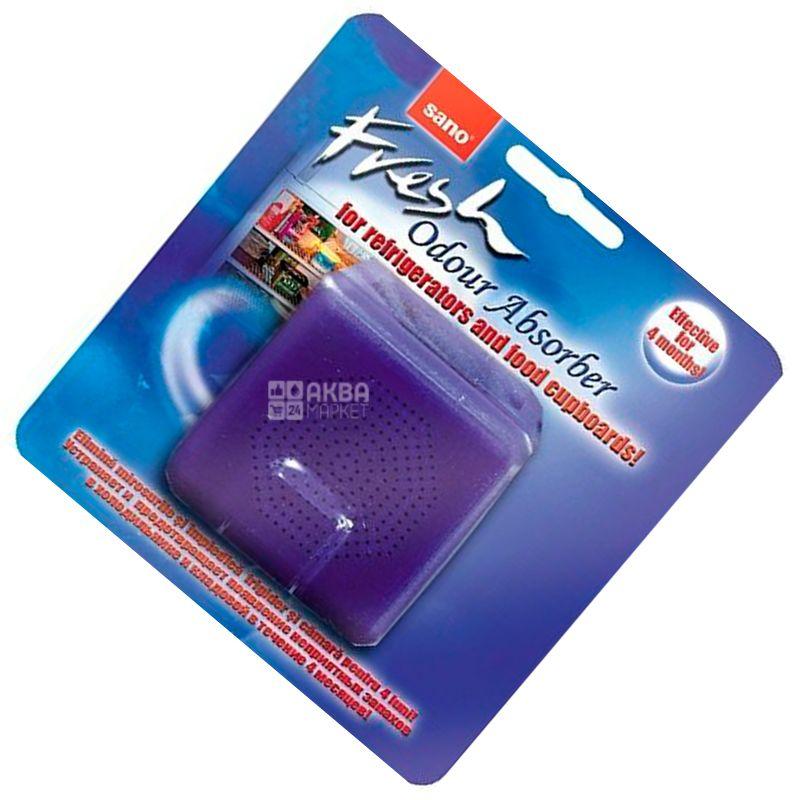 Sano  Fresh Odor Absorber, Поглотитель запахов для холодильника, 1 шт.