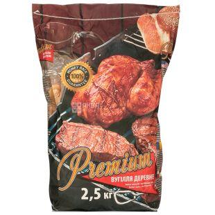 Premium, 2,5 кг, Древесный уголь, м/у
