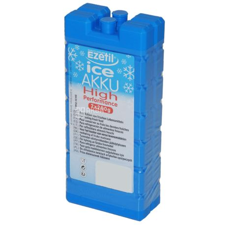 Ice Akku, 2 шт. по 200 г, Аккумулятор холода