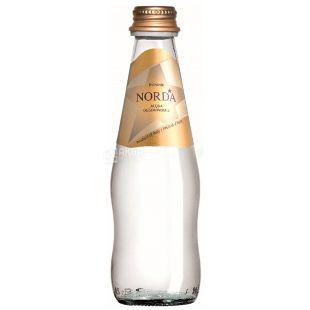 Norda, 0,25 л, Норда, Вода мінеральна газована, скло