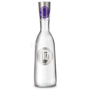 LIZ, 0,35 л, Минеральная вода, Газированная, Стекло