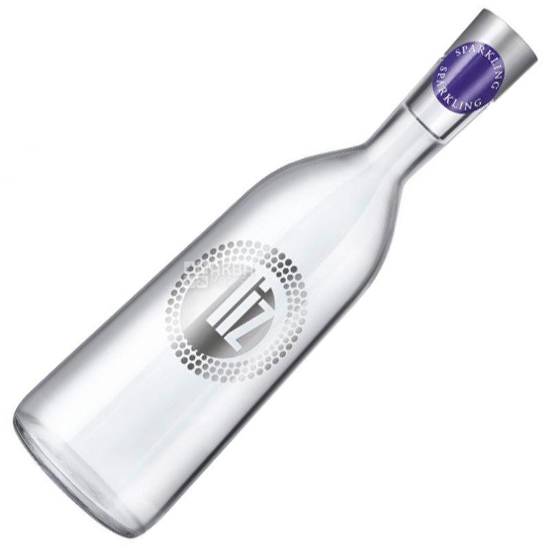 LIZ, 0,75 л, Лиз, Вода минеральная газированная, стекло
