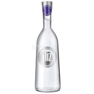 LIZ, 0,75 л, Минеральная вода, Газированная, Стекло