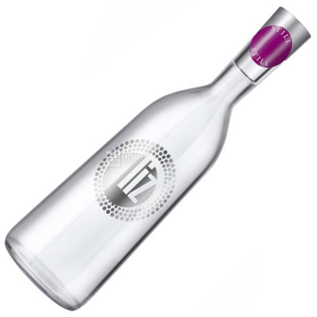 LIZ, 0,75 l, Mineral water, Non-carbonated, Glass, glass