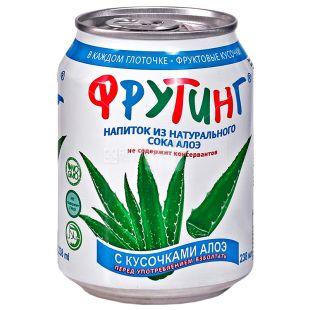Fruiting Алое, 238 мл, Напій з натурального соку Алое, ж/б