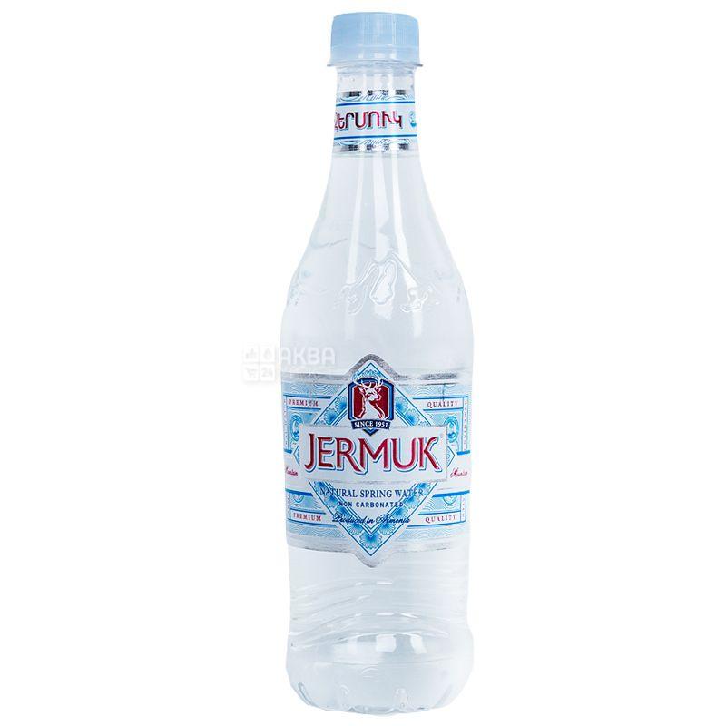 Джермук, Вода минеральная негазированная, 0,5 л, ПЭТ, упаковка 12 шт., ПЭТ