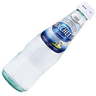 Rocchetta, 0,25 л, Naturale, Негазована вода, Скло