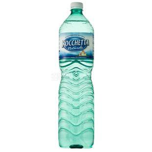Rocchetta, 1,5 л, Naturale, Негазированная вода, ПЭТ