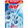 Bref, Блоки для унитаза, Сила Актив, 4 в 1, Океанский бриз, 2 шт. по 50 г