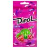 Dirol Funky Mix, 30 г, Жувальна гумка, Асорті фруктово-ягідних смаків