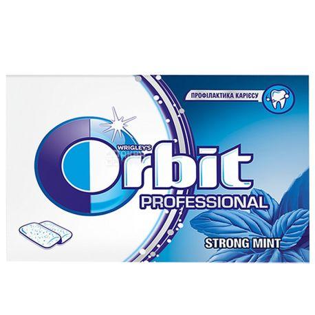 Orbit Professional White, 13 г, Жевательная резинка
