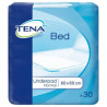 Tena, 30 шт., Одноразовые пеленки, Bed Norm, 60*60