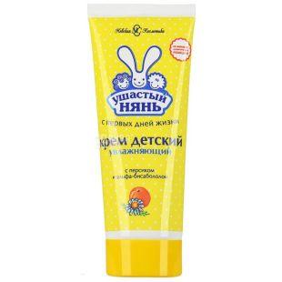 Eared nannies, 100 ml, Children's cream, Moisturizing, With peach and alpha-bisabolol