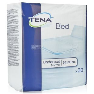 Tena, 30 pcs., 60x90 cm, Disposable diapers, Bed Normal, m / s