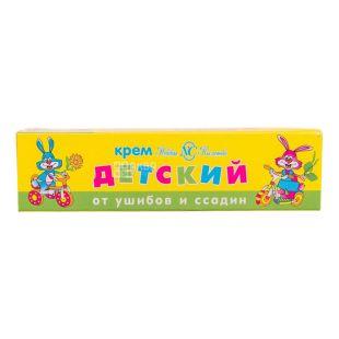 Neva cosmetics, 40 ml, Cream for children, Universal, to / from