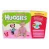 Huggies Ultra Comfort 4, 66 шт., 7-16 кг, Підгузники, Для дівчаток