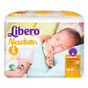 Libero Newborn 1, 28 шт., 2-5 кг, Підгузники, Для новонароджених, м/у