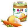 HiPP, 125 г, Пюре, Овочеве асорті, З 4-х місяців