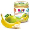 HiPP, 125 г, Фруктовое пюре, Яблоки с бананами, С 4-х месяцев