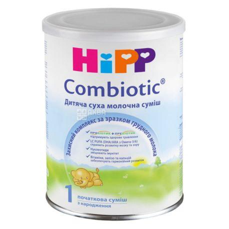 Hipp Combiotic 1, 350 г, Молочная смесь